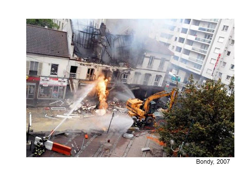 Bondy, 2007