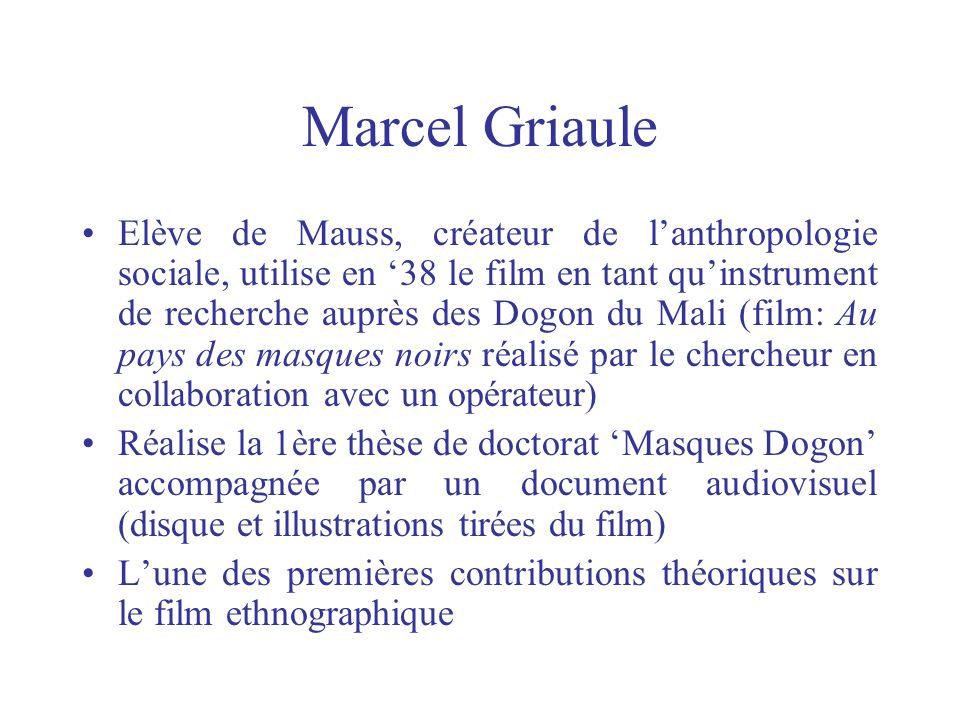 Marcel Griaule