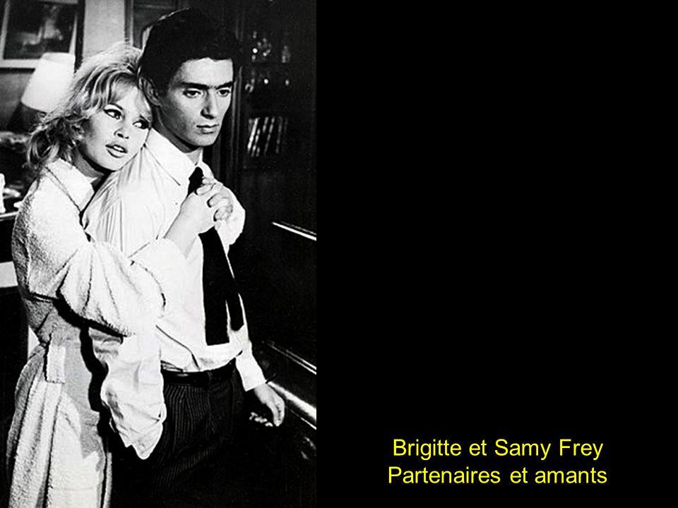 Brigitte et Samy Frey Partenaires et amants