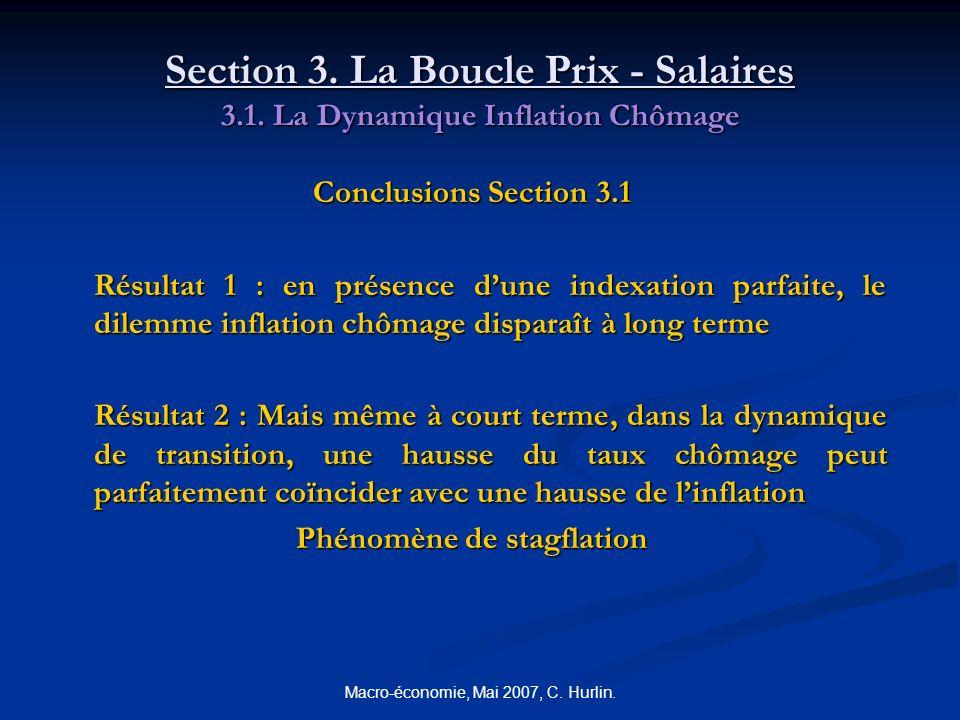 Phénomène de stagflation