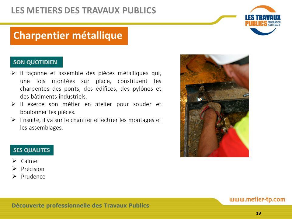 Charpentier métallique