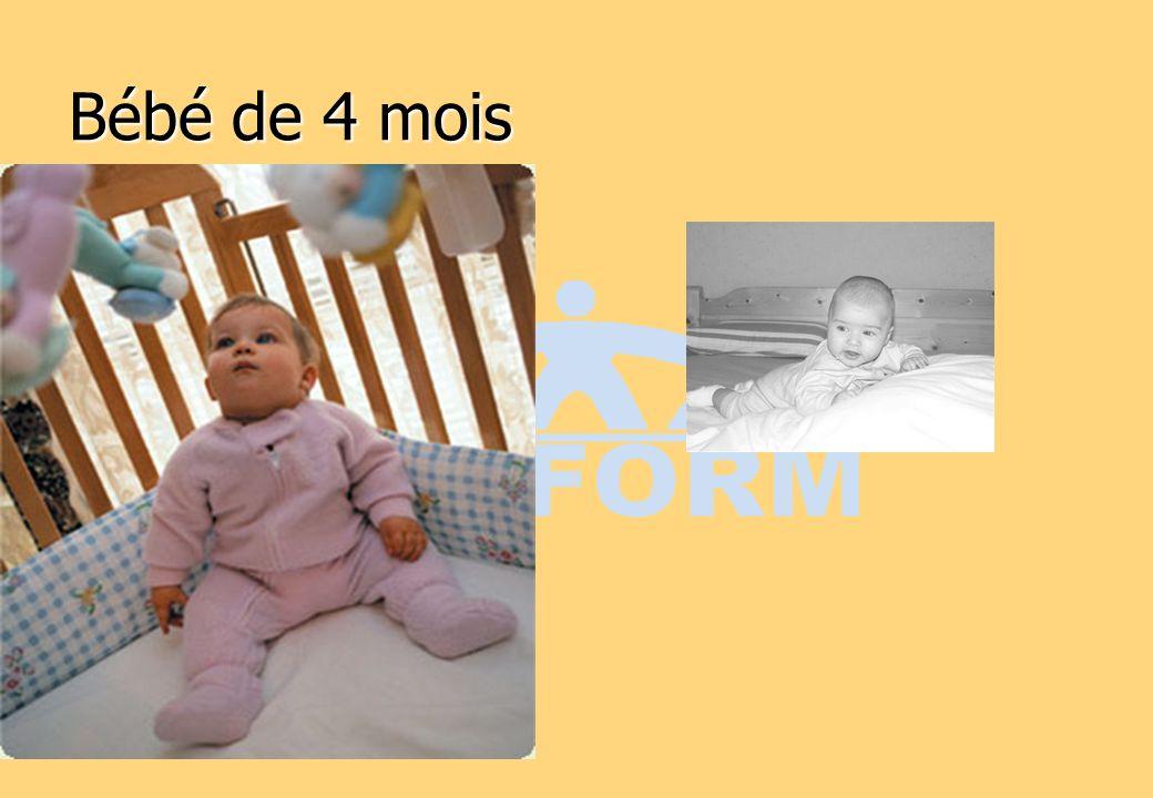 Bébé de 4 mois 50