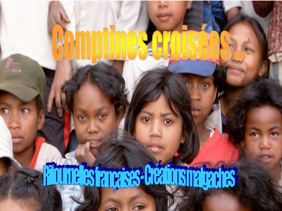 Ritournelles françaises - Créations malgaches