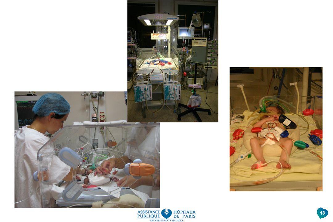 Nouveau soignant formé (2 mois)  3 photos illustrant le type de patient que le soignant peut prendre en charge (CIA, CA, patho suites simples)