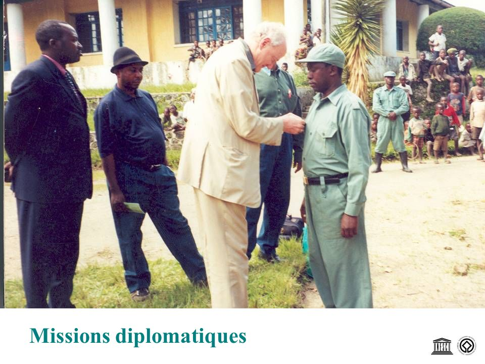 Missions diplomatiques