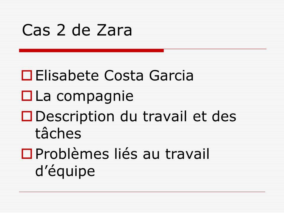 Cas 2 de Zara Elisabete Costa Garcia La compagnie