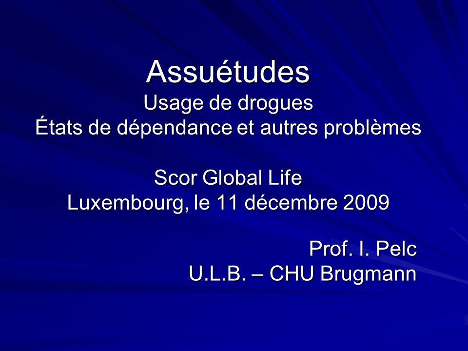 Prof. I. Pelc U.L.B. – CHU Brugmann