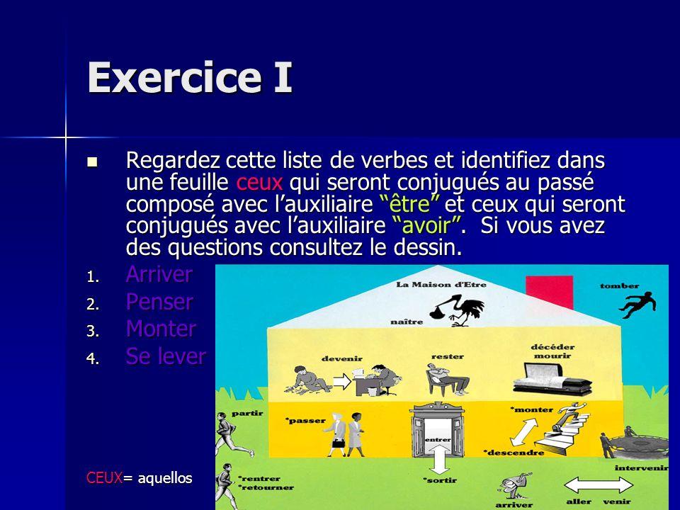 Exercice I
