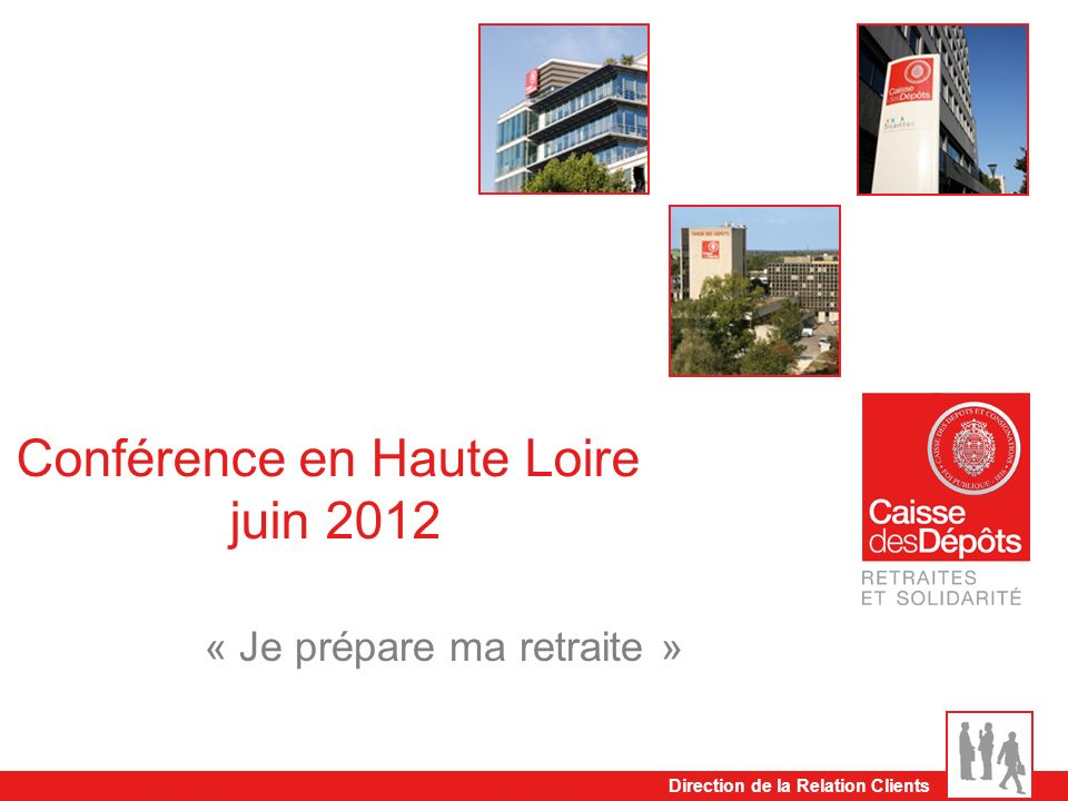 Conférence en Haute Loire juin 2012