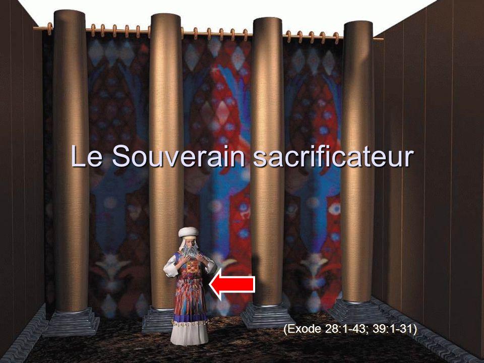 Le Souverain sacrificateur