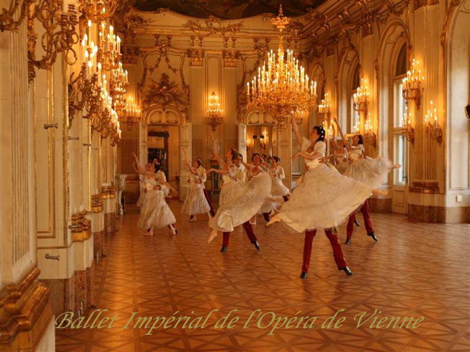 Ballet Impérial de l Opéra de Vienne
