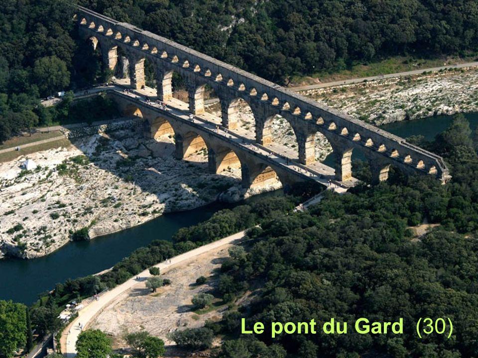Le pont du Gard (30)