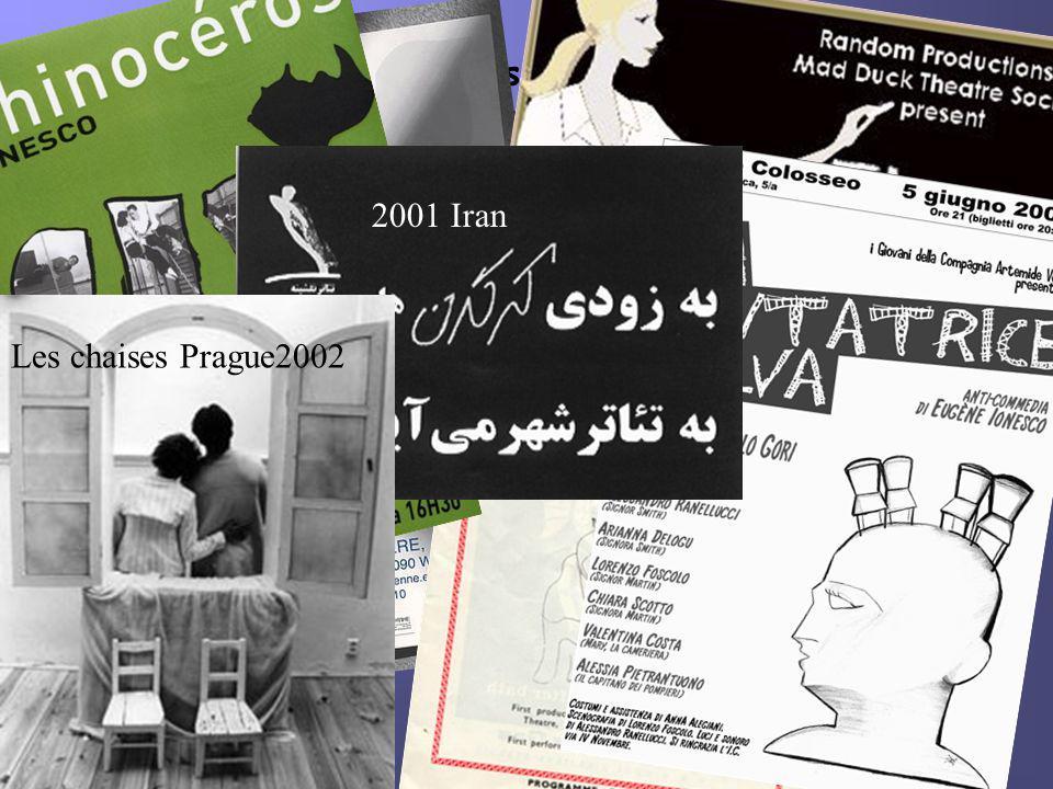 En 1970 Ionesco est reçu à l'Académie française.