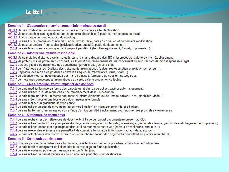 Le B2 i