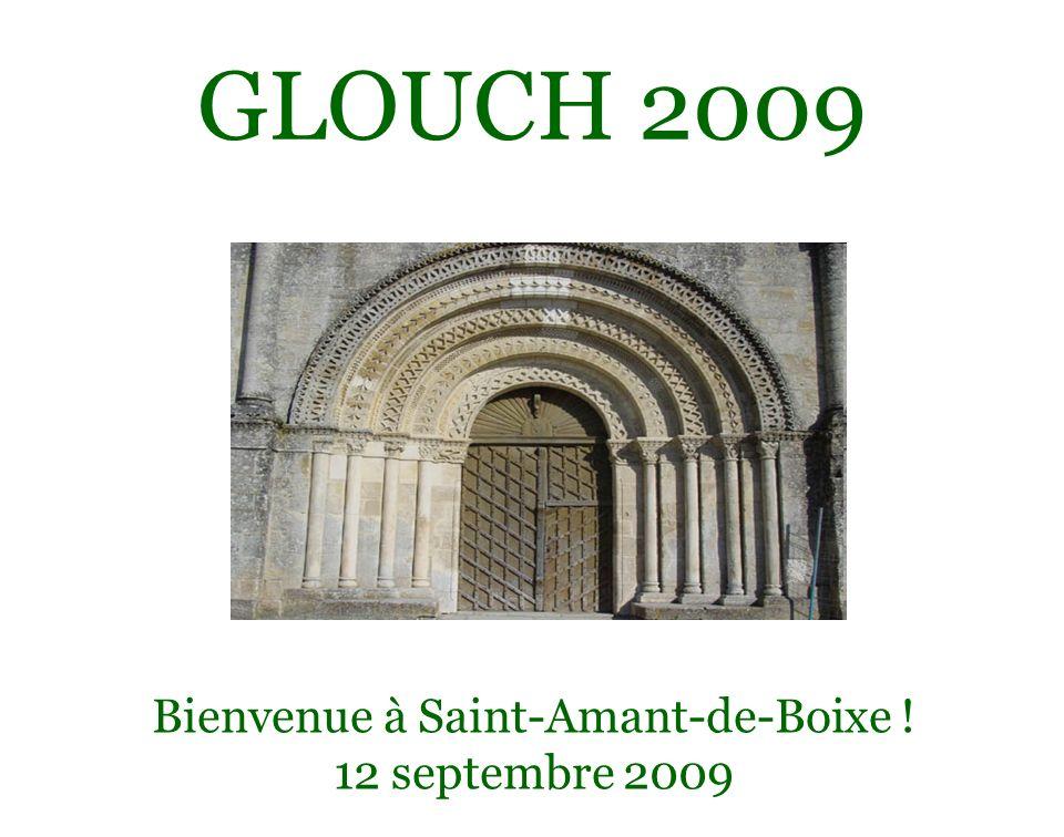 Bienvenue à Saint-Amant-de-Boixe !