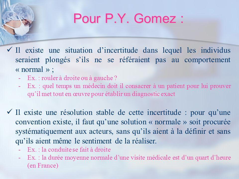 Pour P.Y. Gomez :