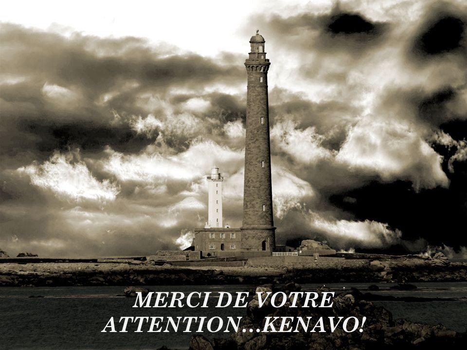MERCI DE VOTRE ATTENTION…KENAVO!