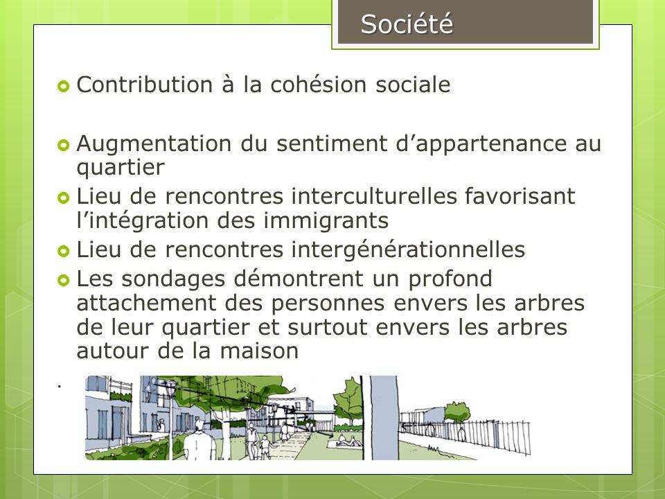 Société Contribution à la cohésion sociale