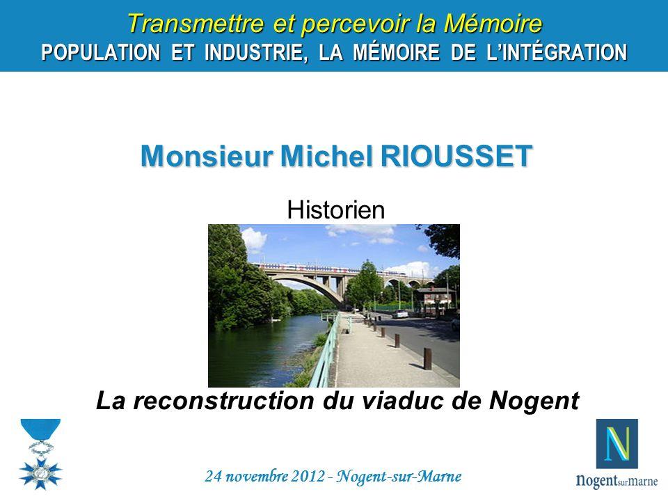 Monsieur Michel RIOUSSET