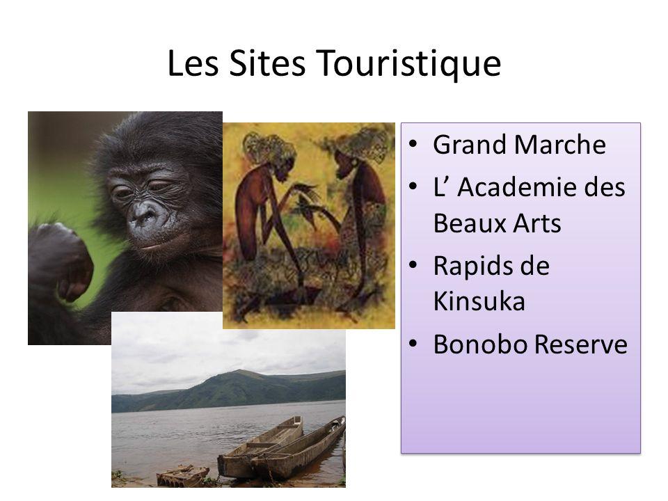 Les Sites Touristique Grand Marche L' Academie des Beaux Arts