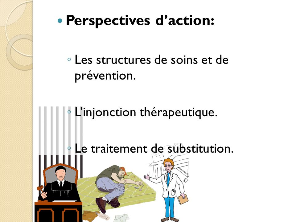 Perspectives d'action: