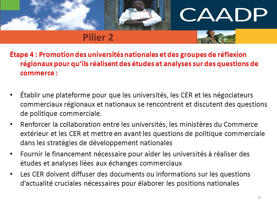 Pilier 2