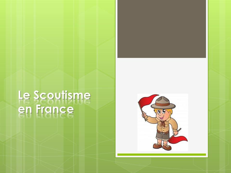 Le Scoutisme en France