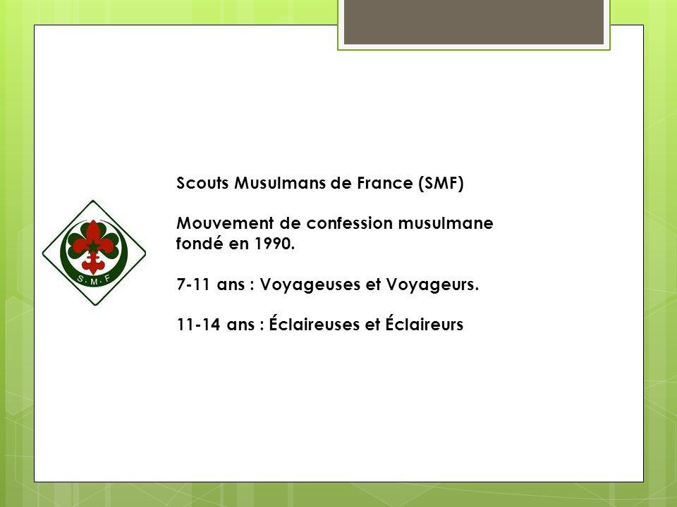 Scouts Musulmans de France (SMF)