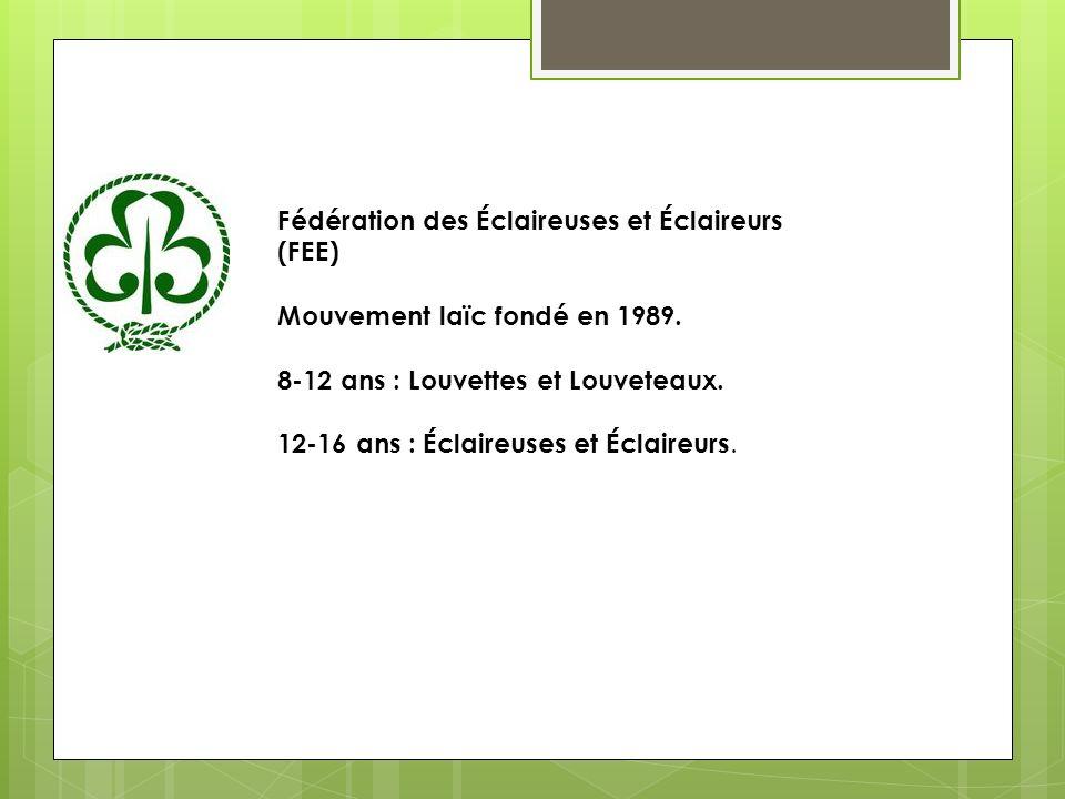Fédération des Éclaireuses et Éclaireurs (FEE)