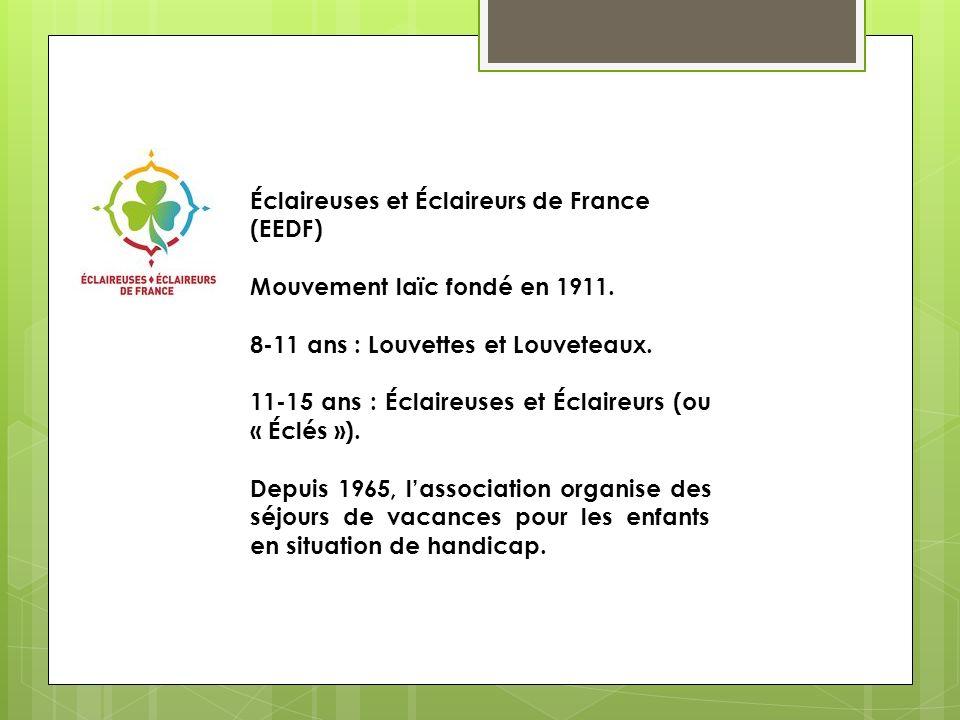 Éclaireuses et Éclaireurs de France (EEDF)