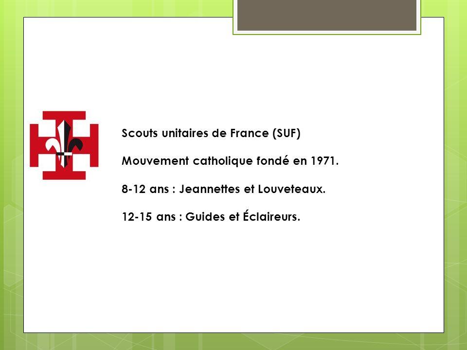 Scouts unitaires de France (SUF)
