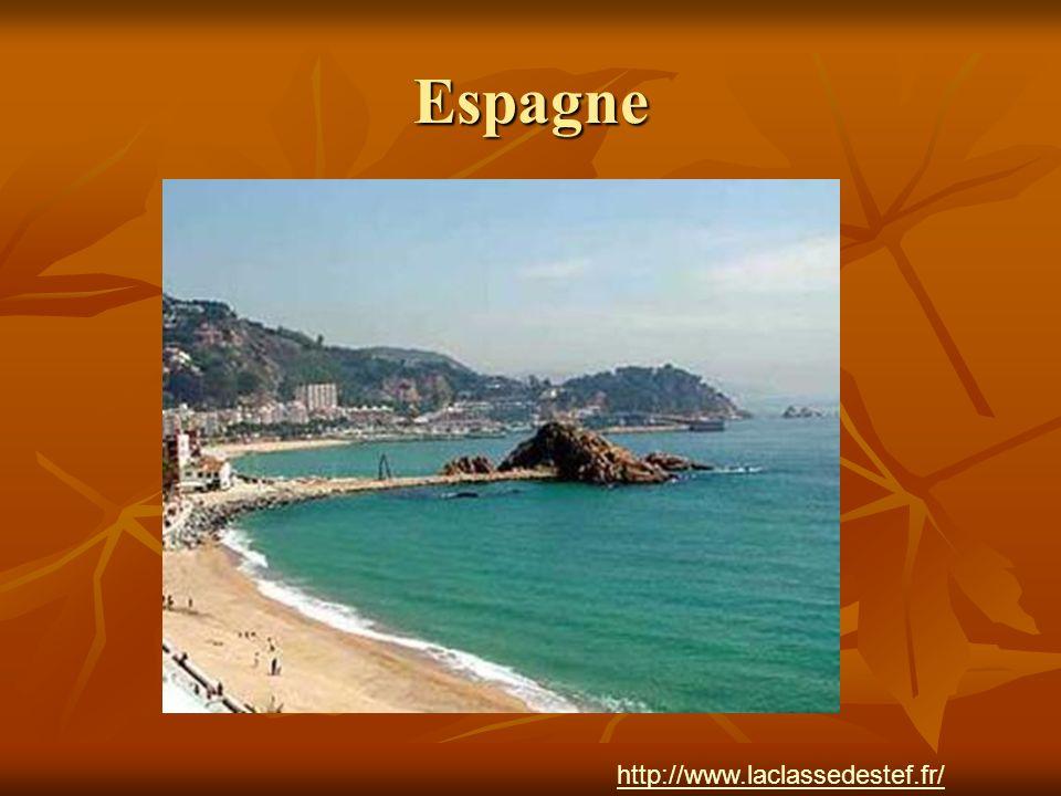 Espagne http://www.laclassedestef.fr/ Auteur : Nathalie