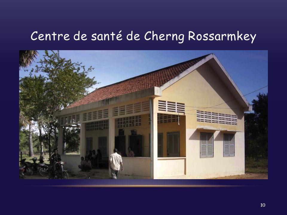Centre de santé de Cherng Rossarmkey