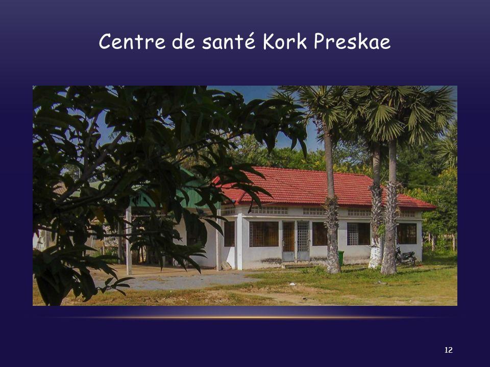 Centre de santé Kork Preskae