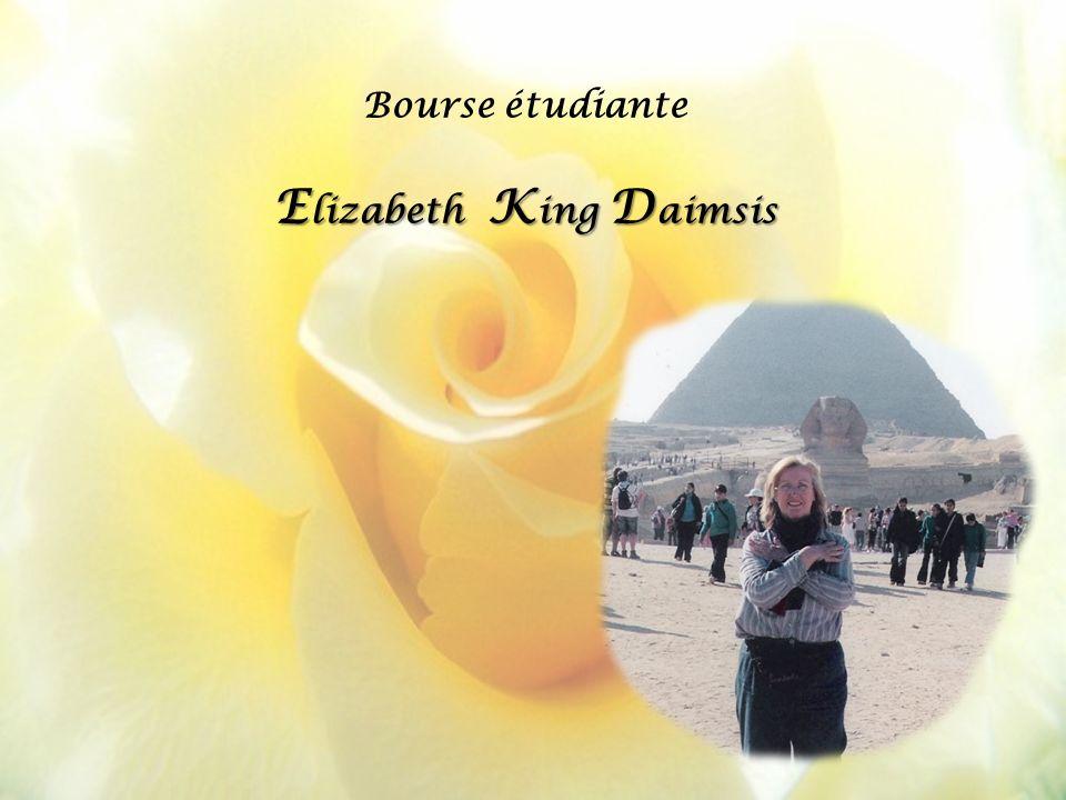 Elizabeth King Daimsis