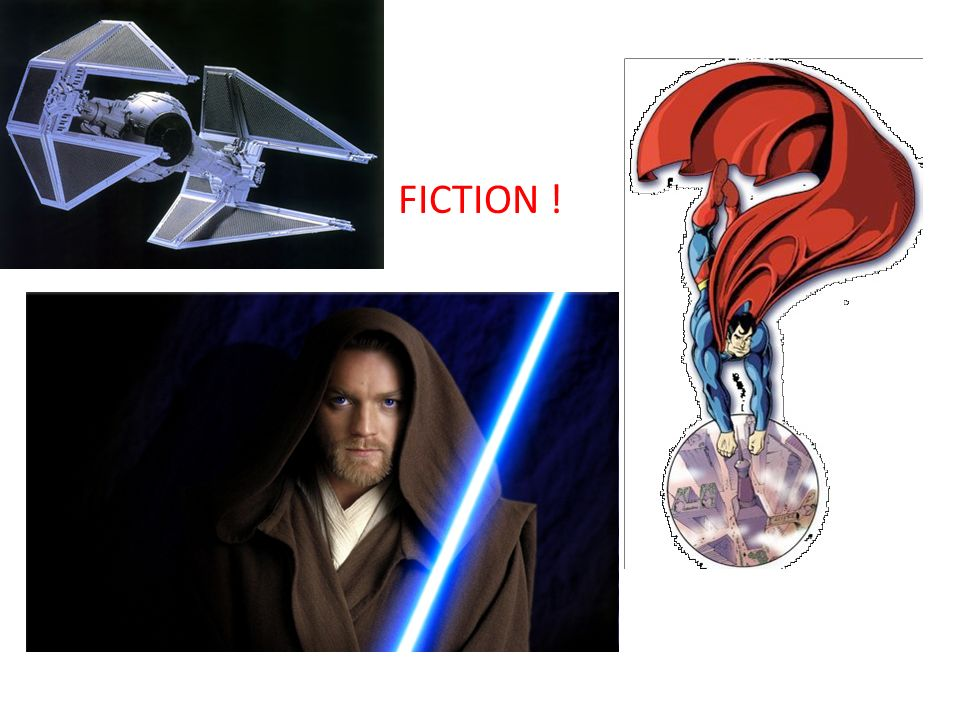 FICTION !