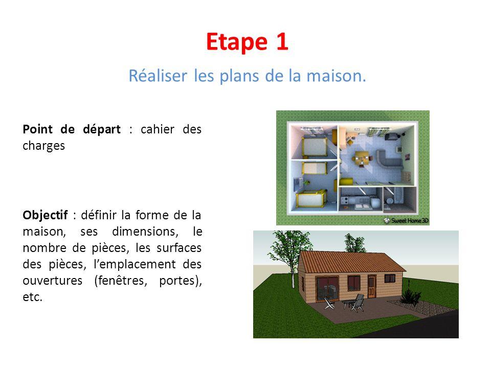 raliser plan maison faire construire sa maison les 5. Black Bedroom Furniture Sets. Home Design Ideas