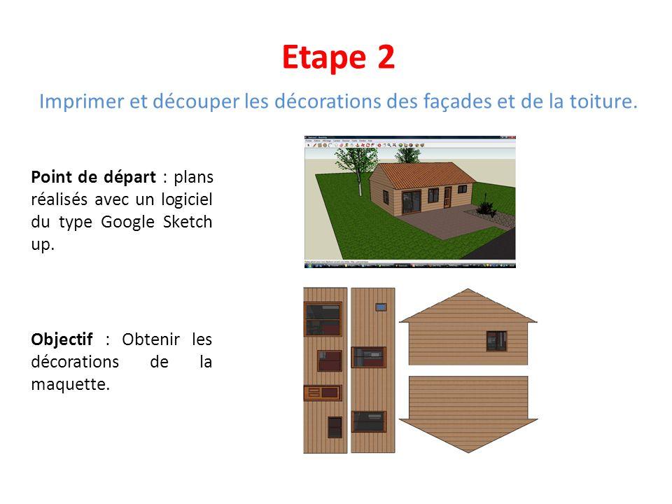 Maquette maison en papier a imprimer amazing maquette maison en papier a imprimer with maquette - Patron de maison en papier a imprimer ...