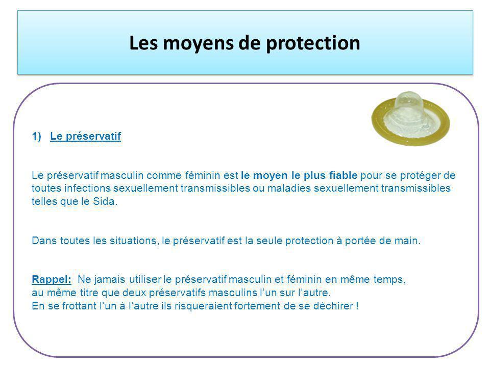Les moyens de protection