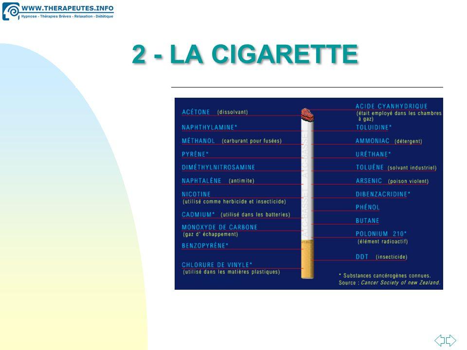 2 - LA CIGARETTE