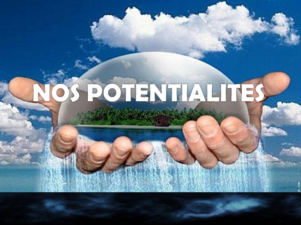 NOS POTENTIALITES