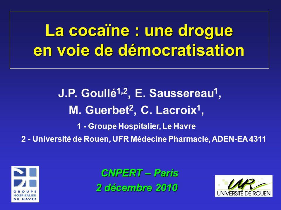 en voie de démocratisation 1 - Groupe Hospitalier, Le Havre