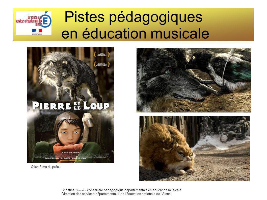 Pistes pédagogiques en éducation musicale