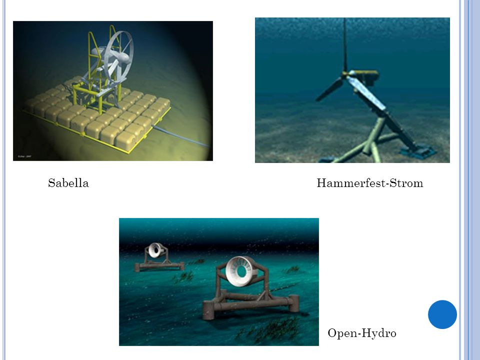 Sabella Hammerfest-Strom Open-Hydro