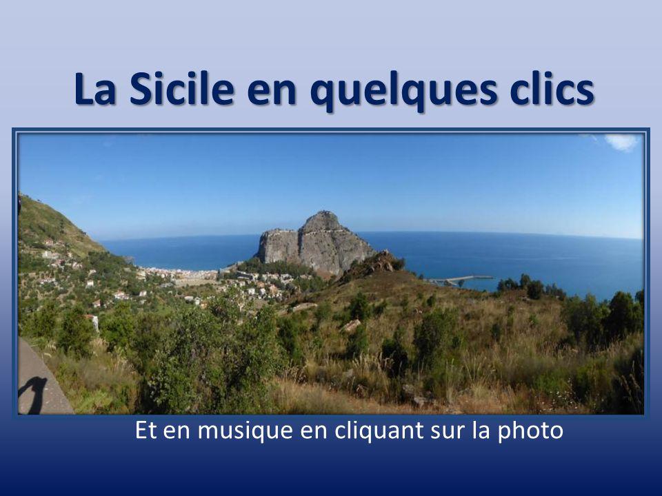 La Sicile en quelques clics