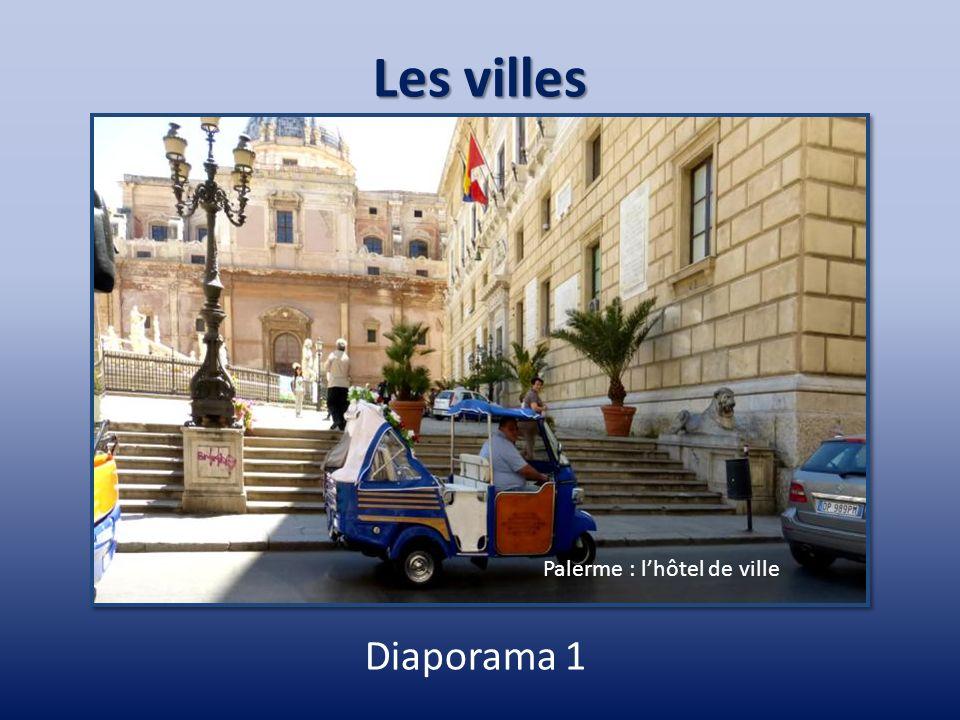 Palerme : l'hôtel de ville