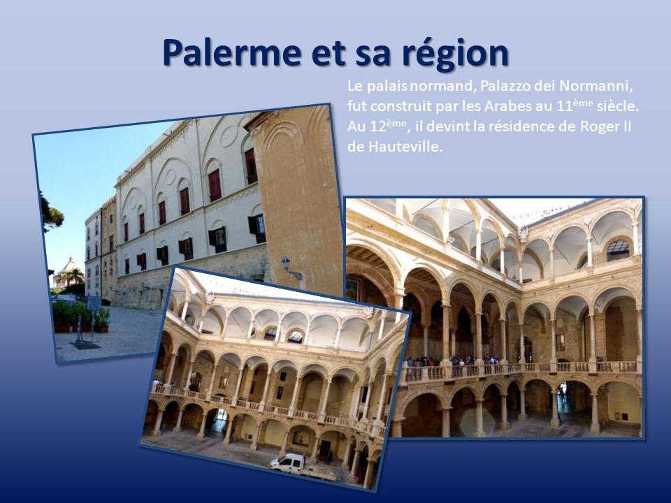 Palerme et sa région