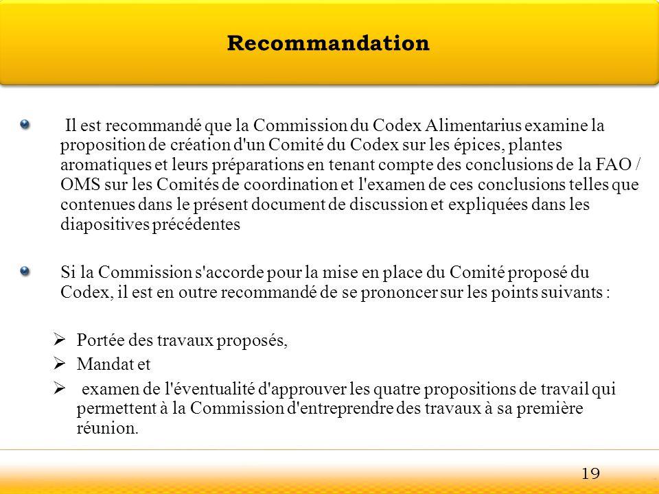 Guntur Recommandation