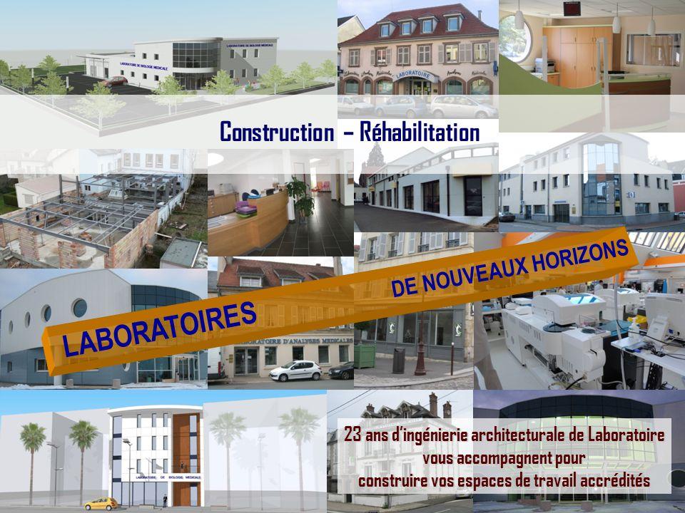 Introduction LABORATOIRES DE NOUVEAUX HORIZONS