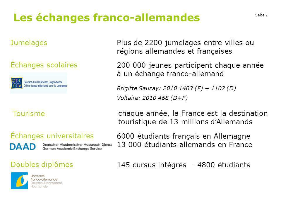 Certification en langue allemande ppt video online - Office allemand d echanges universitaires ...